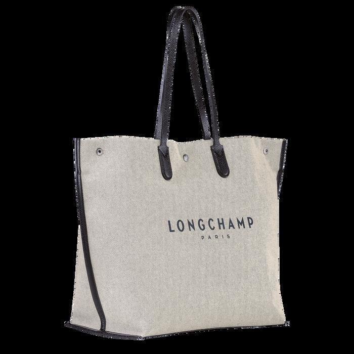 Shopping bag XL Roseau Ecru (10120HSG037) | Longchamp EN