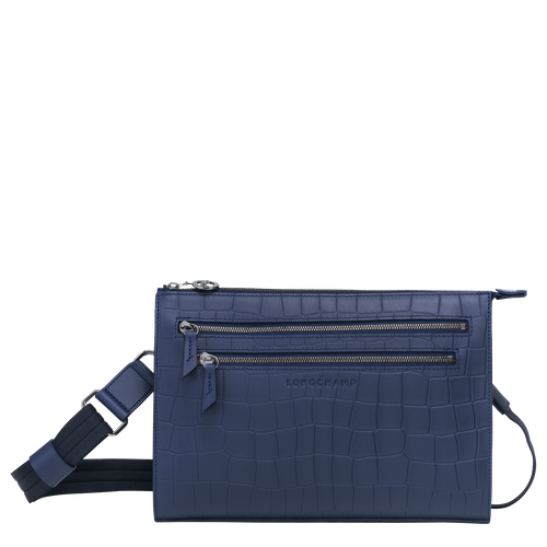 Crossbody bag, Navy, hi-res - View 1 of 3