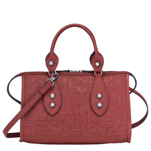 Top handle bag, Sienna, hi-res - View 3 of 3