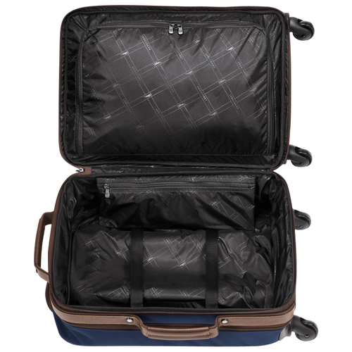 View 3 of Small wheeled suitcase, 127 Blue, hi-res