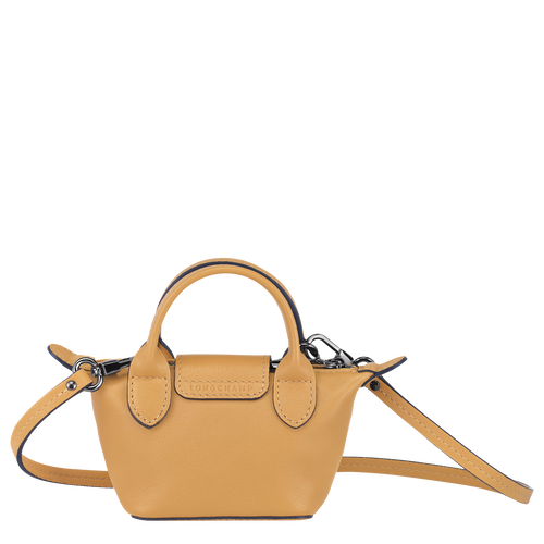 Crossbody bag XS, Honey, hi-res - View 3 of 4