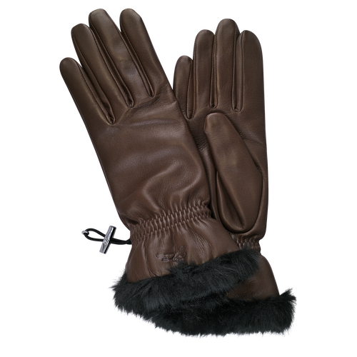 Ladies' gloves, Mocha - View 1 of  1 -
