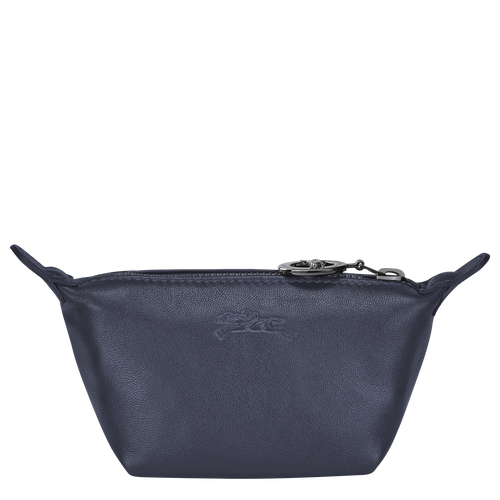 Le Pliage Cuir Coin purse, Navy