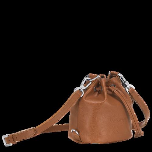 Bucket bag S Le Foulonné Caramel (10061021F72) | Longchamp US
