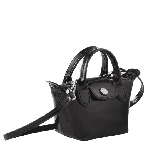 Crossbody bag XS, Black - View 2 of  3 -