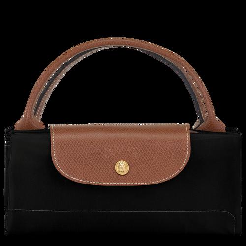 Travel bag L, Black/Ebony - View 4 of  5 -