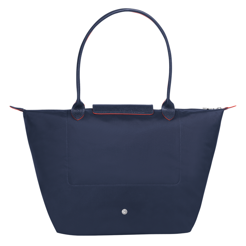 Shoulder bag L, Navy - View 3 of  6 - zoom in