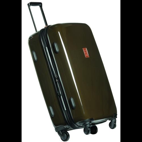 Koffer, Braun - Ansicht 2 von 3 -