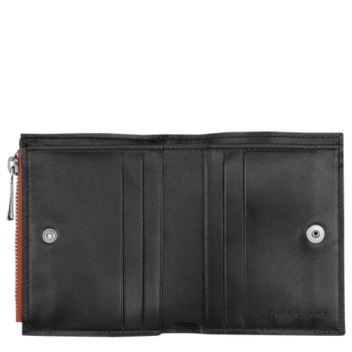 Compact wallet, Coral - View 2 of  2.0 -