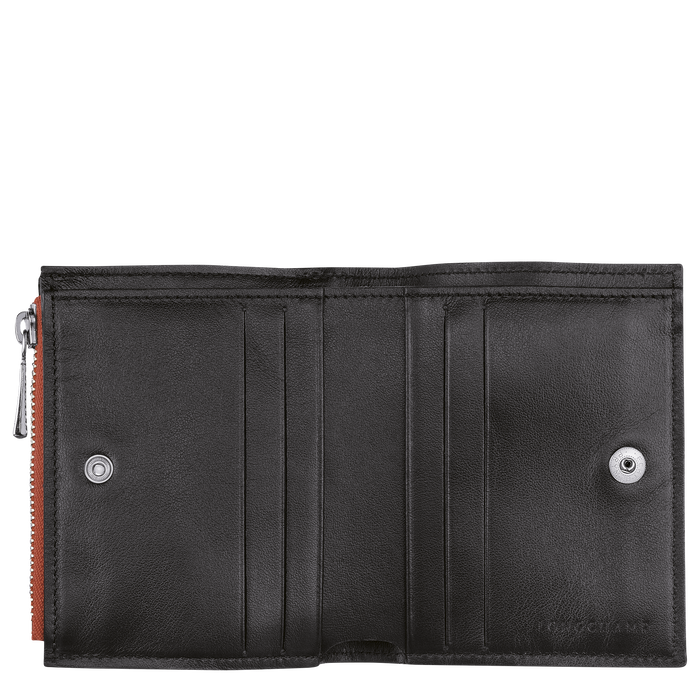 Compact wallet, Coral - View 2 of  2.0 - zoom in