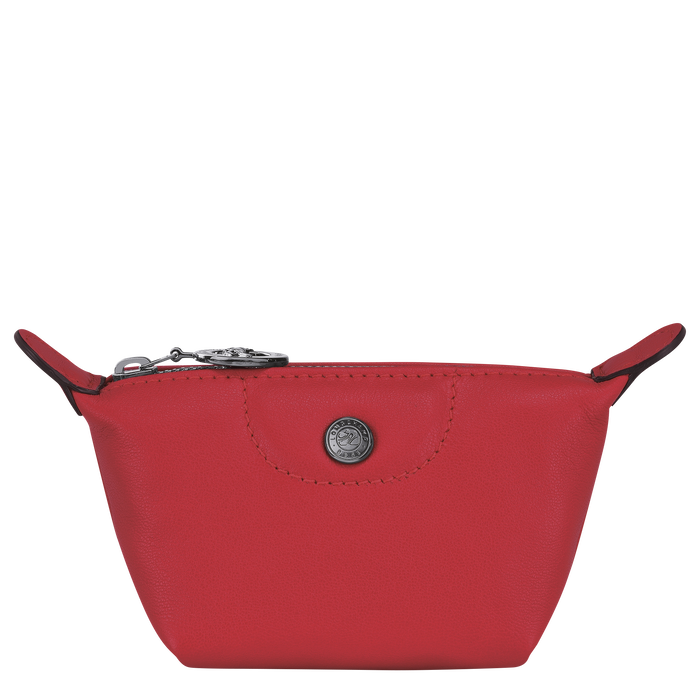 Le Pliage Cuir Portamonete,  Rosso