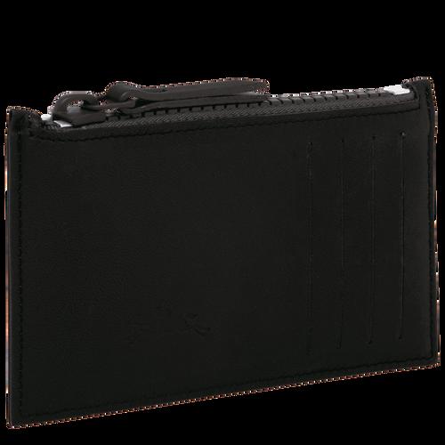 零錢包, 黑色, hi-res - 2 的視圖 3