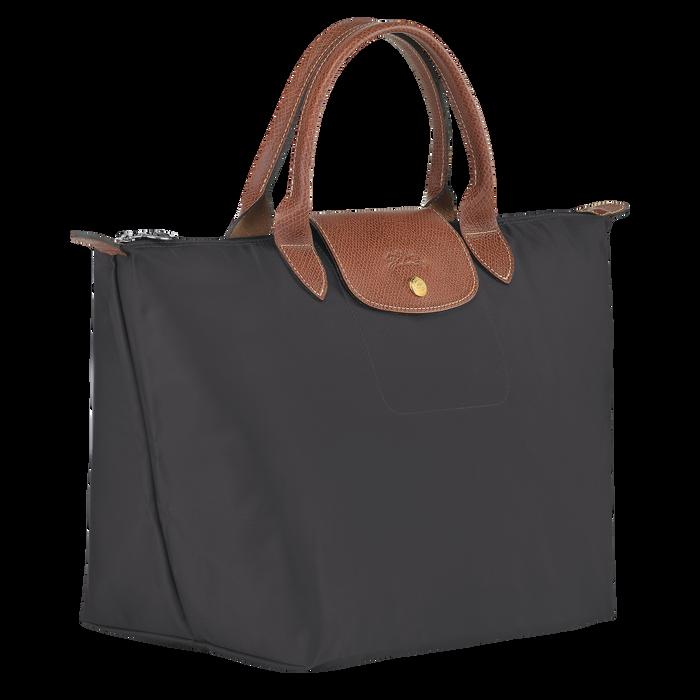 Top handle bag M, Gun metal - View 2 of 4 - zoom in