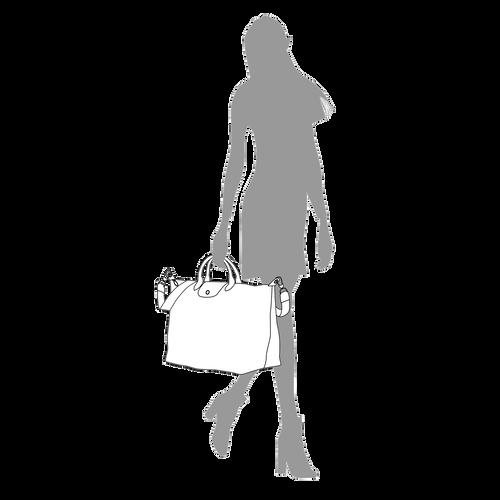 Travel bag L, Grey - View 8 of  8.0 -