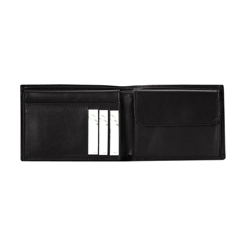 View 3 of Small wallet, 001 Black, hi-res