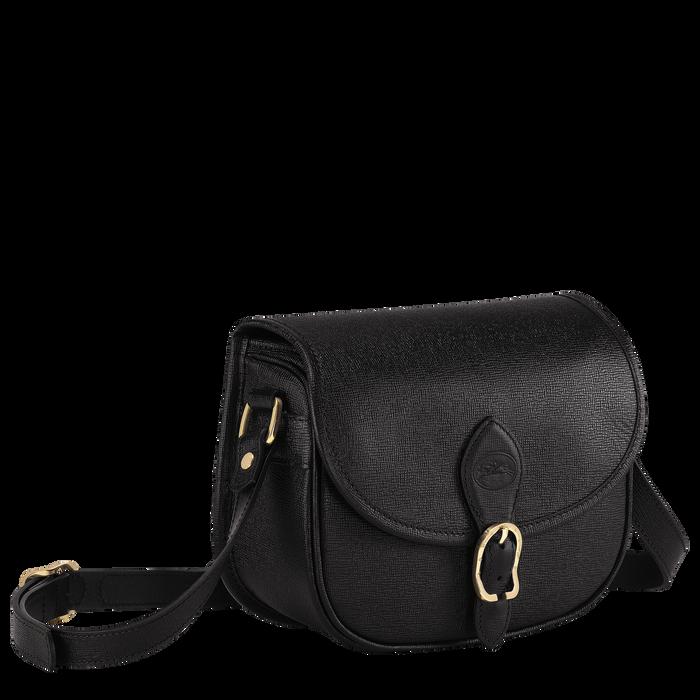 Crossbody bag S, Black/Ebony - View 2 of  3 - zoom in
