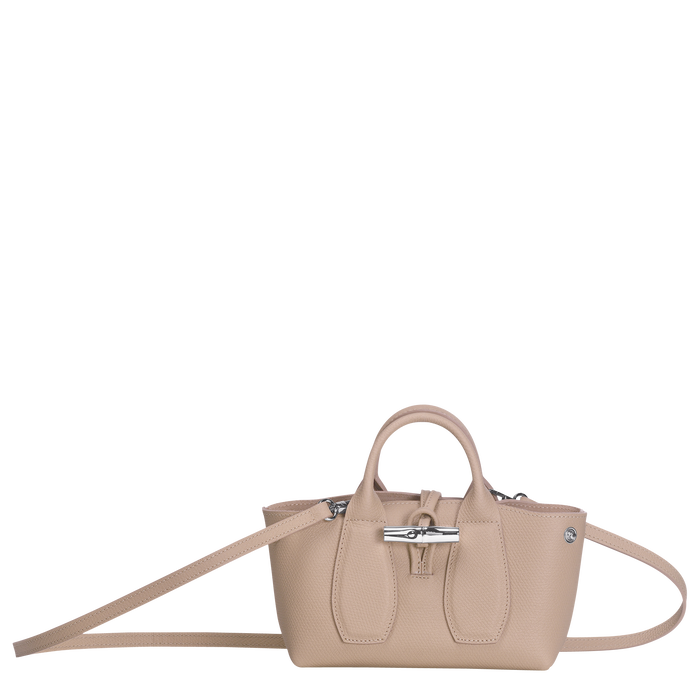 Top handle bag S, Sand, hi-res - View 2 of 4