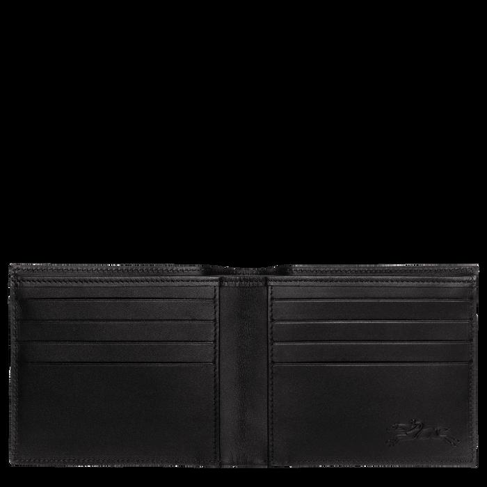 Portefeuille, Noir/Blanc - Vue 2 de 2 - agrandir le zoom