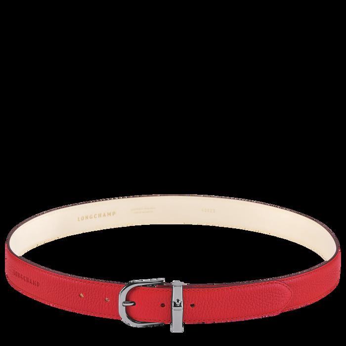 Ladies' belt, Red - View 1 of 1.0 - zoom in