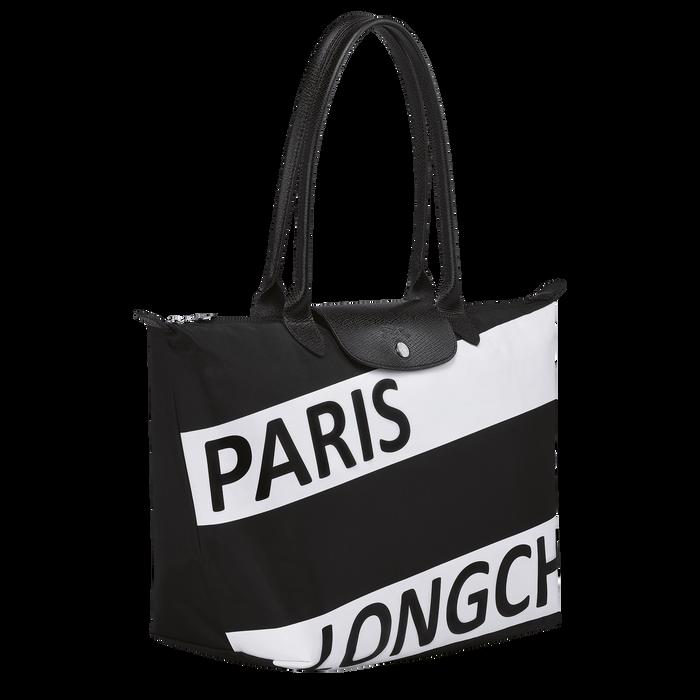Le Pliage Collection Shoulder bag L, Black
