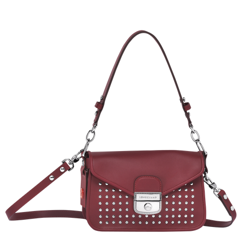 Crossbody bag, 009 Burgundy, hi-res