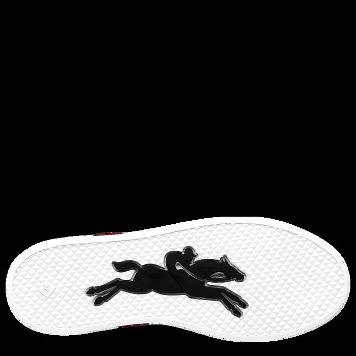 Sneaker, Mahagoni - Ansicht 5 von 5 - Zoom vergrößern