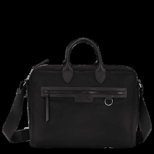 Briefcase, Black/Ebony - View 1 of 4 -