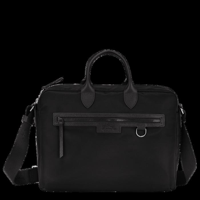 Briefcase, Black/Ebony - View 1 of 4 - zoom in