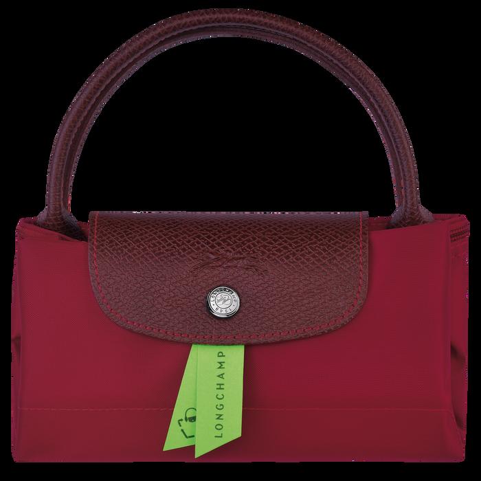 Le Pliage Top handle bag S, Red