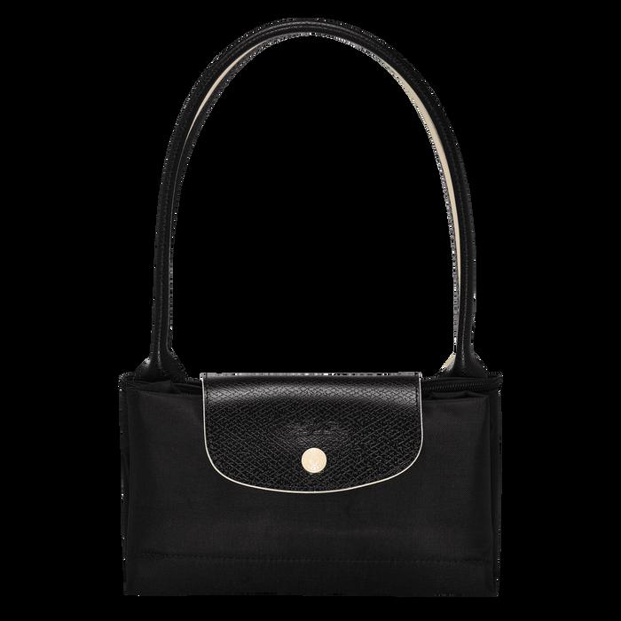 Shoulder bag S, Black/Ebony - View 4 of  5 - zoom in