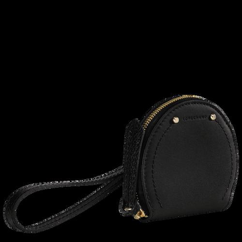Coin purse, Black/Ebony - View 2 of  3 -
