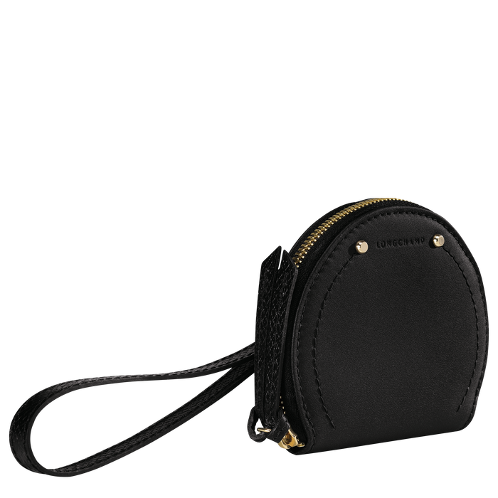 Coin purse, Black/Ebony - View 2 of  3 - zoom in