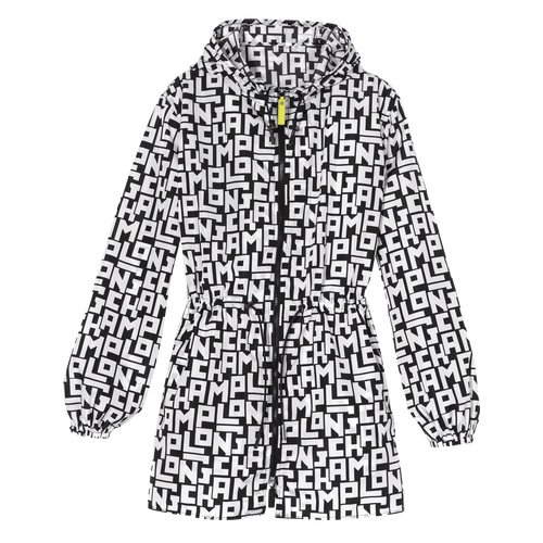 Raincoat, 067 Black/White, hi-res