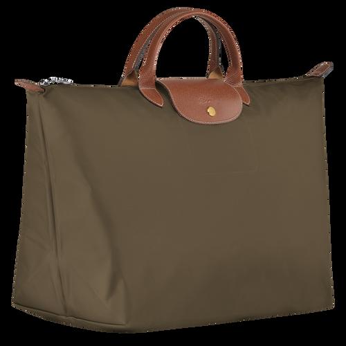 Travel bag L, Khaki - View 2 of  4 -