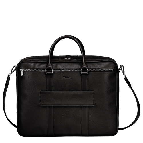Briefcase L, Black - View 3 of  3 -