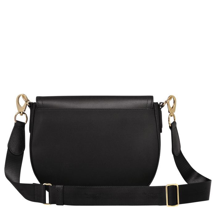 Crossbody bag, Black/Ebony - View 3 of  3 - zoom in