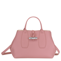 Top handle bag M, Antique Pink, hi-res