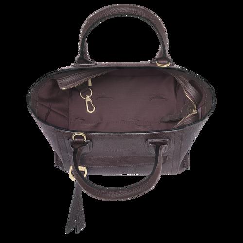 Handtasche S, Aubergine - Ansicht 4 von 4 -