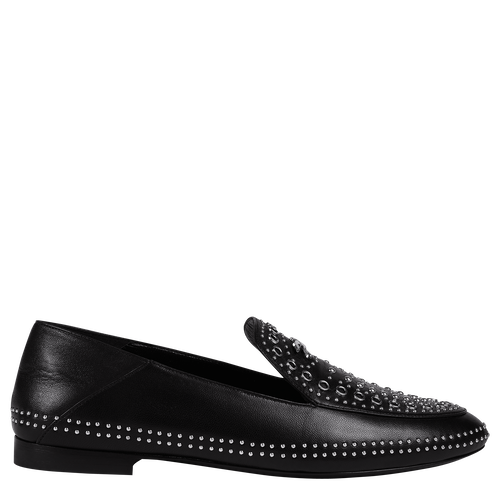 Loafers, Black, hi-res - View 1 of 2