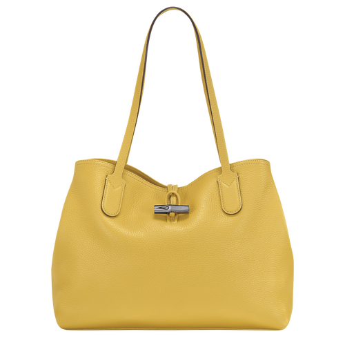 Shoulder bag, Yellow, hi-res - View 1 of 4