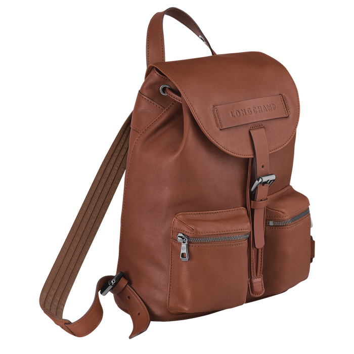Backpack S, Cognac - View 2 of  3 - zoom in