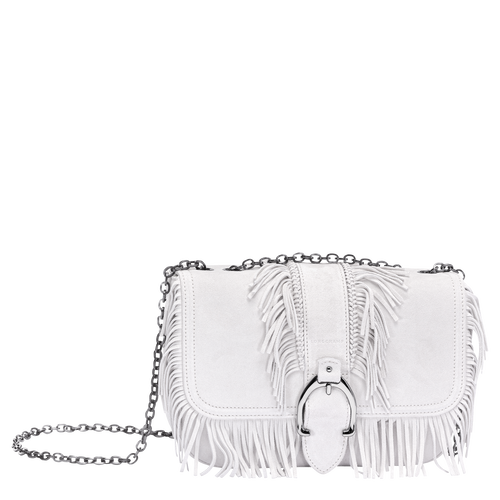 Shoulder Bag S, 037 Ecru, hi-res
