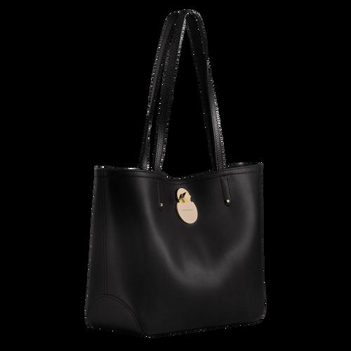 View 2 of Shoulder bag, 001 Black, hi-res