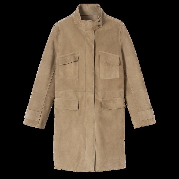 Coat, Khaki - View 1 of  1 - zoom in