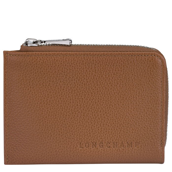 2-in-1 Wallet, Caramel - View 1 of 2 - zoom in