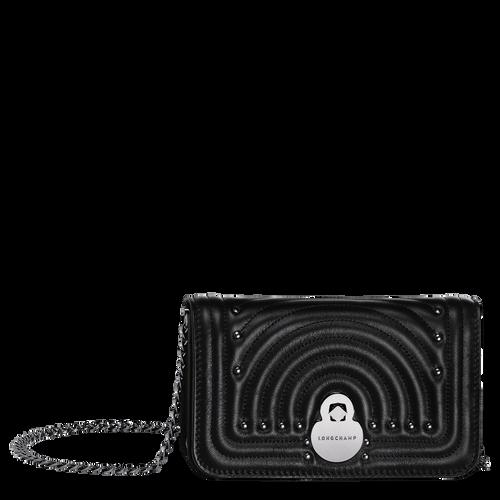 Vue 1 de Pochette chainette, Noir, hi-res