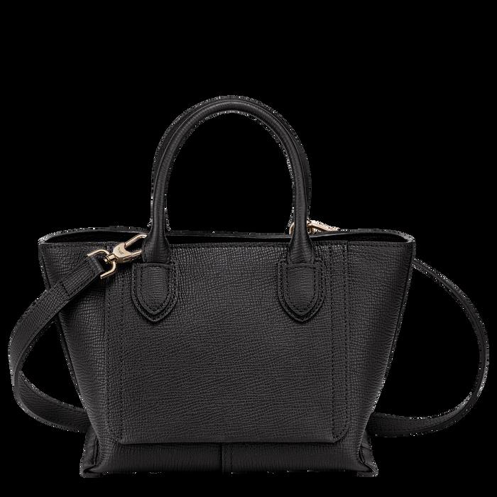 Handtasche S, Schwarz - Ansicht 3 von 3 - Zoom vergrößern