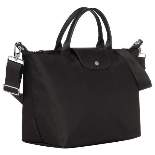 Top handle bag M, Black/Ebony - View 2 of  4 -