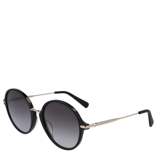 Gafas de sol, Negro/Ébano - Vista 3 de 3 -