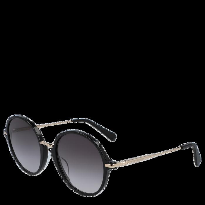 Gafas de sol, Negro/Ébano - Vista 3 de 3 - ampliar el zoom